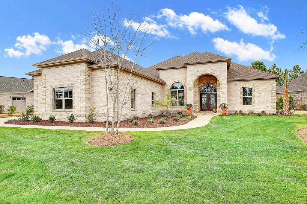 Palmetto in compass pointe liberty homes and building for Nd home builders